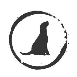 looseys dog in circle icon