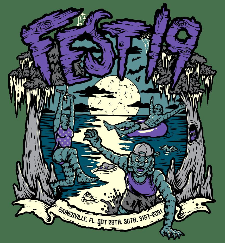 FEST 19 Logo
